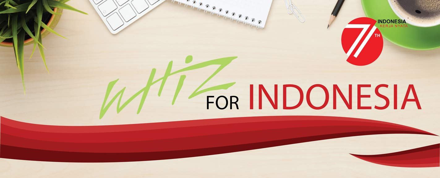 Whiz for Indonesia