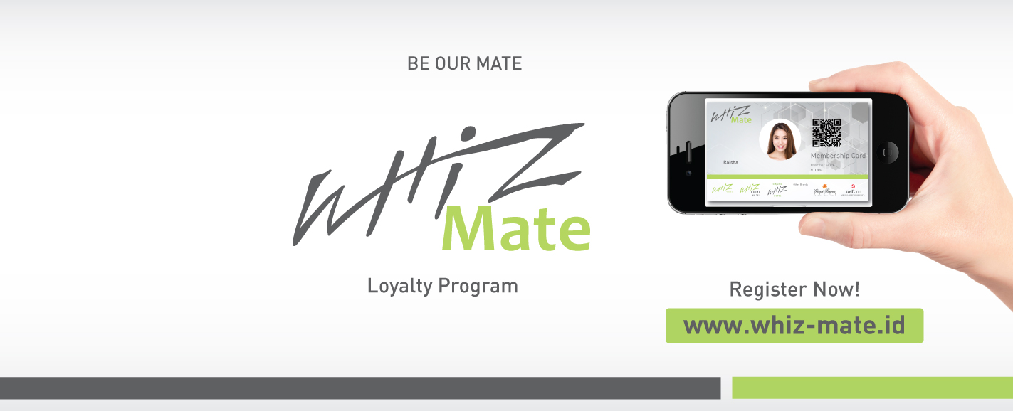 Whiz Mate Loyalty Program