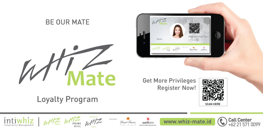 Whiz Mate Loyalty Member