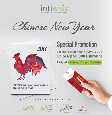 Chinese New Year Promotion Code